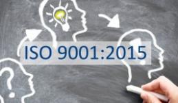 Переход на новые редакции стандартов ISO 9001 и ISO 14001